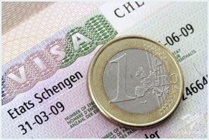 Стоимость визы во францию