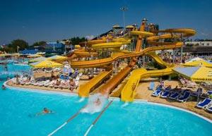 Аквапарк «Золотой пляж» в Анапе – чудесное место для замечательного отдыха