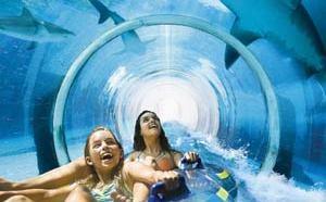 Мы Вам расскажем про самый большой аквапарк в мире