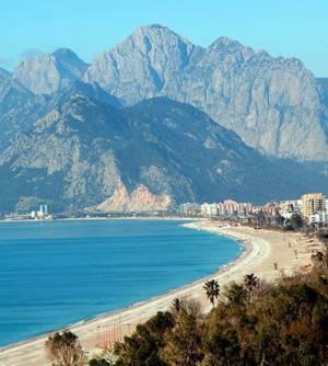 Лучшие курорты Турции с песчаными пляжами