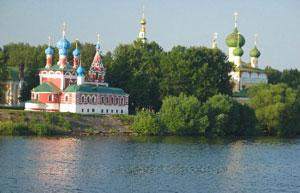 Круиз Москва Углич на теплоходе