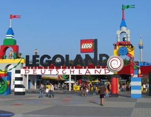 Подарите детям путешествие в Леголенд в Германии