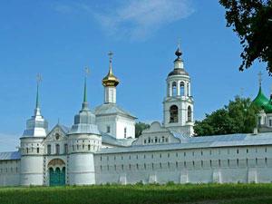 Тур на теплоходе по волге через Ярославль