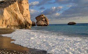Камни Афродиты - самая популярная достопримечательность Кипра