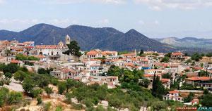 Ларнака - один из популярных курортов на Кипре с множеством достопримечательностей