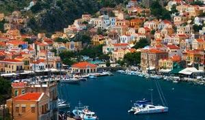 Остров Сими в Греции занимает достойное место в ряду лучших курортов архипелага Додеканес
