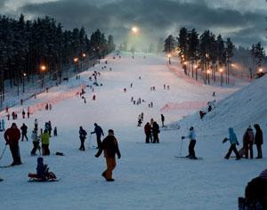 Горнолыжный курорт «Пухтолова гора» предлагает возможность активного отдыха для всей семьи
