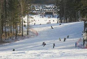 Арский Камень не подойдет профессионалам горнолыжного спорта в силу среднего уровня трасс