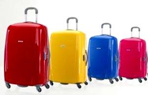 фото чемоданы на колесах