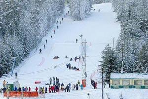 Гора Пильная — популярнейший горнолыжный курорт в Первоуральске
