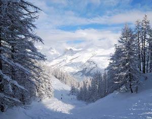 """""""Шерегеш"""" один из самых известных курортов в России среди лыжников и сноубордистов"""