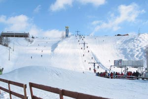 """Спортивный парк """"Волен"""" – это горнолыжный курорт европейского уровня, расположенный в Подмосковье"""