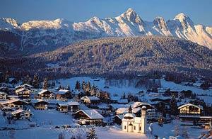 Большинство горнолыжных комплексов в Австрии подходит как для начинающих спортсменов, так и для лыжников самого высокого уровня