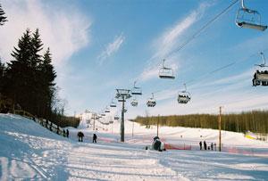 Горнолыжный курорт Логойск - отличное место для отдыха всей семьей
