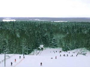 Горнолыжный курорт Якутские горы относительно молодой курорт, который начал свою работу только в 2011 году