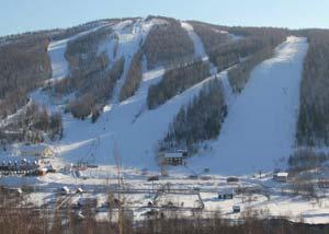 Большим наплывом туристов Урал обязан городу Губаха – именно в его черте располагается одноименный горнолыжный курорт