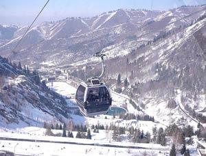 Горнолыжный сезон в Казахстане традиционно продолжается с конца ноября до середины марта