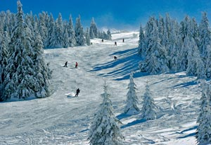 Не одно десятилетие горнолыжный курорт Копаоник считается по праву одним из лучших зимних курортов в Сербии