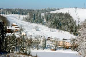 Одним из самых популярных горнолыжных курортов Белоруссии является Логойск
