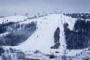 Волен – довольно давно развивающийся горнолыжный курорт, уже успевший набрать популярность, построенный по европейскому образцу