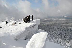 Пермский край – райское место для всех желающих отдохнуть в активном режиме.