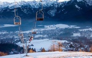 Осадки в виде снега обильны, поэтому горнолыжный сезон в Польше длится не менее трех месяцев