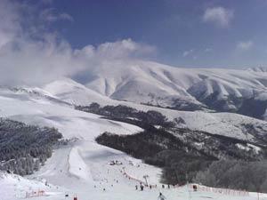 «Стара Планина» находится в 330 километрах от Белграда и является самым крупным лыжным центром в Сербии