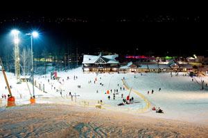 Горнолыжный курорт «Охта Парк» - один из самых популярных и привлекательных курортов