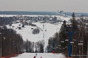 Горнолыжный курорт «Степаново» стал излюбленным местом отдыха для многих поклонников зимних видов спорта