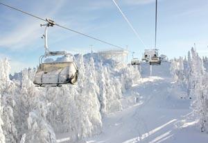 На территории Свердловской области расположилось около 16 крупных курортов