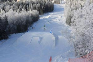 Курорты Свердловской области считаются одними из самых лучших в России по уровню безопасности каждого спуска