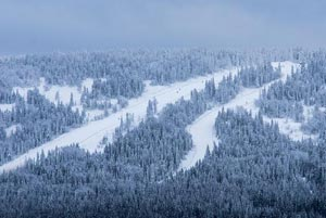 Горнолыжный комплекс «Гора Белая» - один из самых популярных курортов в Свердловской области