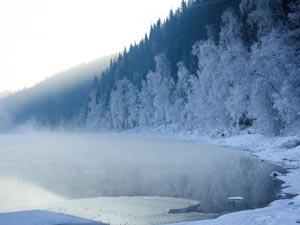 В Свердловской области существуют оптимальные погодные условия для регулярных занятий зимними видами спорта
