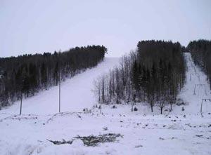 Горнолыжная база «Балтаси» находится в одноименном городе республики Татарстан
