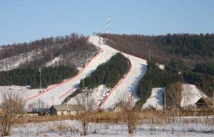 Горнолыжный комплекс Федотово пользуется популярностью не только у лыжников, но и у сноубордистов
