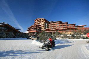 Остановиться можно в 3-х гостиницах горнолыжного комплекса Казань на выбор