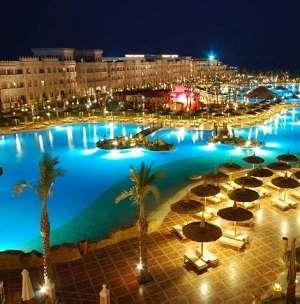 Один из лучших отелей в Хургаде - Альбатрос Палас Резорт