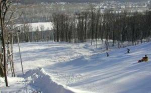 В центре Уфы был построен горнолыжный комплекс «Ак-Йорт»