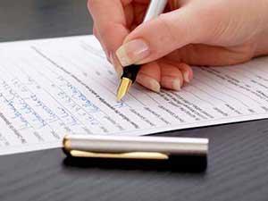 Анкета — несомненно самый важный документ при получении визы
