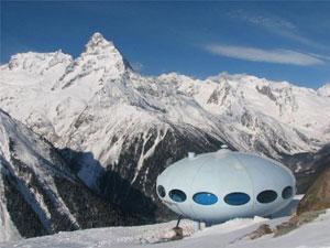 Один из самых популярных курортов Кавказа — Домбай
