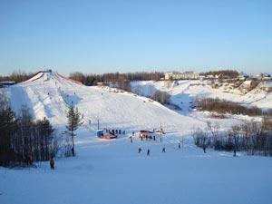 Всего на горнолыжном курорте «Мечка» расположено 3 трассы