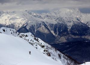 Горнолыжный курорт «Роза Хутор» - самый лучший в России