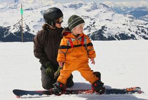 Как подобрать сноуборд для начинающего спортсмена