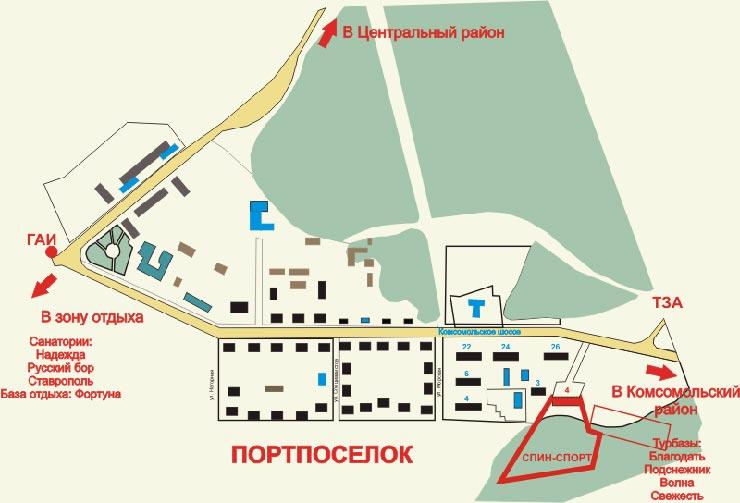 Из разных районов Тольятти