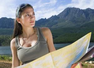 Описание основных способов ориентирования на местности для туристов