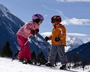 Подбираем правильно лыжи для ребенка