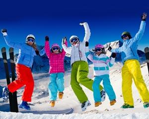 Нюансы обучения катанию на горных лыжах