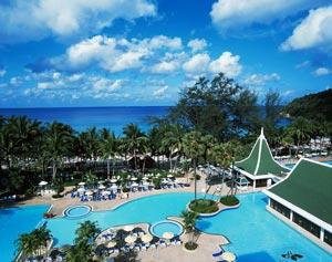 Лучшие отели с собственным пляжем в Пхукете.