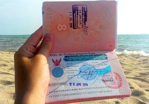 В Тайланде можно пребывать 30 дней без визы