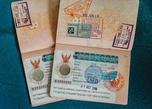 Можно оформить длительную визу в Тайланд перед поездкой